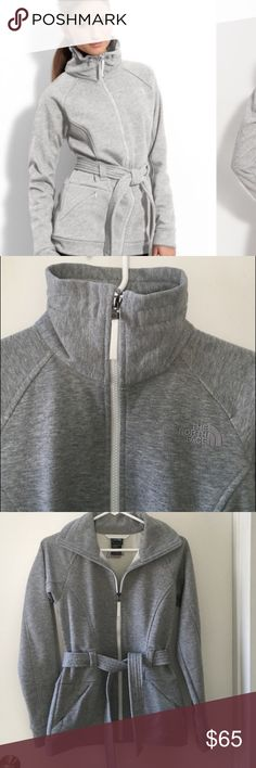 """The North Face Avery Jacket The North Face Avery Fleece Zip Up!  In EUC!  Love this zip up but I have too many jackets 😂 Size XS. Approx length from shoulder: 27 1/2"""". Machine washable! The North Face Jackets & Coats"""