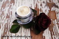 MishaBeauty - DIY kosmetika: Krásná tvář - ovesný pleťový krém