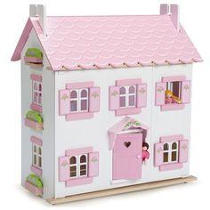 Le Toy Van: Sophie's De Madera Casa De Muñecas