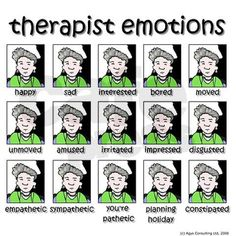 What being a behavior therapist feels like sometimes... lol