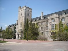School: The University of Guelph is another post-secondary school I could go to. If I wanted to become a nutritionist or dietitian, I would probably go here, because they have a nutrition program. University Degree, Best University, Becoming A Nutritionist, Canadian Universities, Future Career, Future Vision, History Jokes, Higher Learning, O Canada