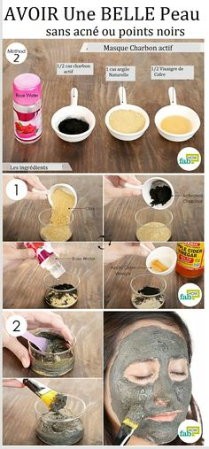 Have a beautiful skin without acne or blackheads - Makeup Trends Beauty Care, Diy Beauty, Beauty Hacks, Beauty Skin, Homemade Beauty, Face Beauty, Beauty Ideas, Lip Gloss Colors, Long Hair Tips