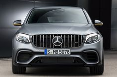 "Mercedes-AMG GLC 63 S 4MATIC+ Coupé ""Edition 1"" (C253) '2017"