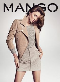 Miranda Kerr for Mango---- JUST pinned a TON of their dresses <3