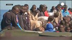 Nuevo naufragio de inmigrantes en la costa libia