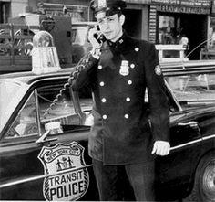 VINTAGE POLICE PHOTO