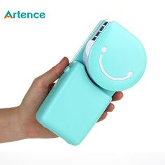 Computer Peripherals Usb Gadgets Modest Fashion Bowling Shape Handheld Cooling Fan Portable Desk Table Fan Quiet Usb Rechargeable Summer Cooling Fan For Home Office