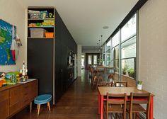 Anthony Gill Architects Kast met open zijkant