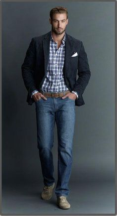 93b54be679 This Men sport coat with jeans image is part from Guide for Men Who Wants  to Wear Sport Coat with Jeans gallery and article