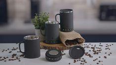 BOLT | A modular heated mug designed to go in the dishwasher by Thunder Dungeon Inc. — Kickstarter