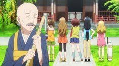 Mangirl! Episode #07 Anime Review