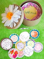 Thoughtful Teacher Gift Crafts: Garden of Gratitude (via Parents.com)