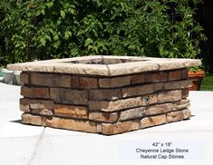 Backyard Fire Pit Designs | 42 square custom fire pit our complete custom gas fire pits are