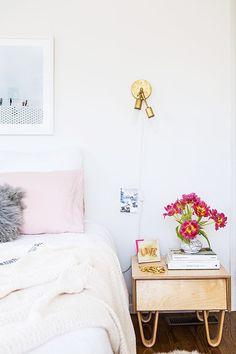 designlovefest | a bedroom makeover. - sfgirlbybay