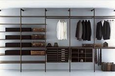Storage Cabina armadio / Walk-in closet - Designer Cupboard systems by Porro ✓ Comprehensive product & design information ✓ Catalogs ➜ Get inspired now Wardrobe Storage, Walk In Wardrobe, Bedroom Wardrobe, Closet Storage, Clothing Storage, Walking Closet, Walk In Closet Design, Closet Designs, Minimalist Apartment
