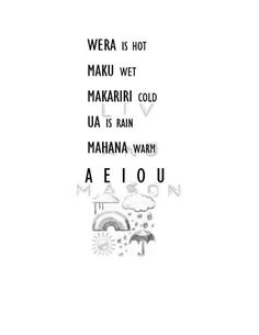 Weather Song, Weather Art, Filipino Tribal Tattoos, Hawaiian Tribal Tattoos, Nursery Rhymes, Nursery Art, Maori Words, Cross Tattoo For Men, Nordic Tattoo