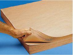 Kraft Paper Sheets, Kraft Paper Sheet in Stock - ULINE ($20-50) - Svpply