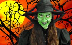 Wistia video thumbnail - creating-a-wicked-witch-look