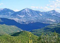 """""""Grand Mesa to West Elk Vista Colorado"""""""