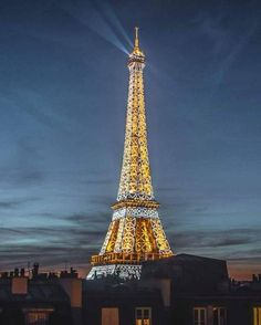 On grear photo of the #EffielTower in #Paris #France ...