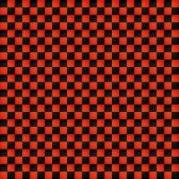 Going Places - RL Studios - Checker Flag - Black/Red