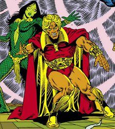 10 eroine dei fumetti sexy con i capelli verdi - L'Antro Atomico del Dr. Manhattan