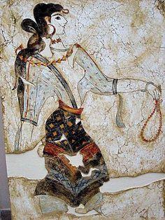 Minoan Art-1600 BC-Crete,