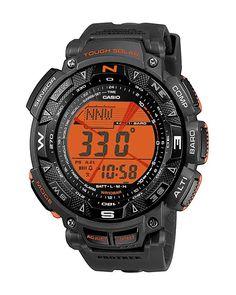 Ρολόι Casio Protrek Triple Sensor PRG-240-8BER