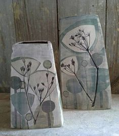 """59 mentions J'aime, 2 commentaires - Terrain Vallonne (@terrain_vallonne) sur Instagram : """"New pieces in shades of grey. #shadesofgrey #ceramics #pottery #pots #decor #handmade #cowparsley…"""""""