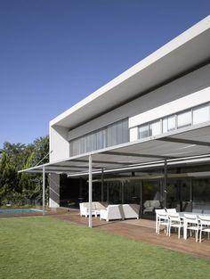 The Modern Aharoni House Designed by STAV : Aharoni House By STAV (Photo 07)