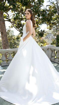 The 1635 best Vintage Wedding Dresses images on Pinterest in 2018 ...