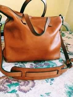 Madewell zip transport tote. I super love this bag