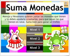 http://www.vedoque.com/juegos/suma-monedas.swf?idioma=es