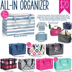 Thirty-One All-In Organizer - Spring/Summer 2017