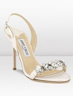 Jimmy Choo Bridal 2013 Shoe Collection