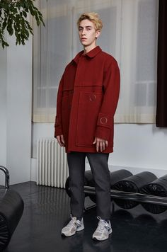 For FW17, the design-duo behind the Copenhagen-based label, NOSOMNIA, probe new ways of using luxe fabrics in a collection titled, 'No Strings Attached'.
