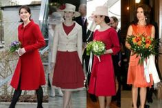 Style Inspiration from the Crown Princess of Denmark