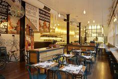 Chin Chin, Melbourne Thai Restaurant, Restaurant Design, Restaurant Interiors, Restaurant Ideas, Timber Flooring Melbourne, Cuba, Asian Street Food, Bar Design Awards, Destinations