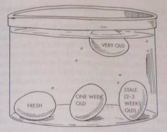 How to know just how old your eggs are