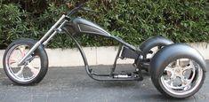 Malibu Motorcycle works trike