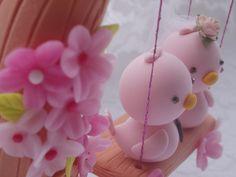 lovely cake topper by kikuike, via Flickr