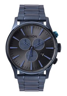 Sentry Chrono | Men's Watches | Nixon Watches and Premium Accessories