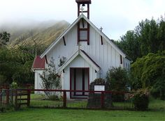 Koriniti church Cathedrals, Great Photos, Crosses, New Zealand, Shed, Places To Visit, Outdoor Structures, People, Home