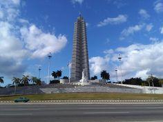 Plaza de la Revolucion Cuba...marzo 2017