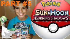 VIDEO: #Pokemon Burning Shadows Booster Box PART #5! WATCH: http://youtu.be/GdgjgbQeKHc  #PokemonCards #PokemonTCG #Pokemon #PokemonCommunity #PokemonTrainer