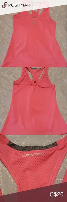 I just added this listing on Poshmark: Adidas Clima Cool Pink Tank Top Size Small. Pink Adidas, Plus Fashion, Fashion Tips, Fashion Trends, Bright Pink, Adidas Women, Athletic Tank Tops, Cool Stuff, Free