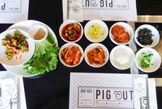 A guide to Korean BBQ sides.