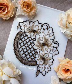 Full Hand Mehndi Designs, Bridal Henna Designs, Dulhan Mehndi Designs, Mehndi Art Designs, Mehendi, Henna Peacock, Emma Rose, Arabic Mehndi, Henna Patterns