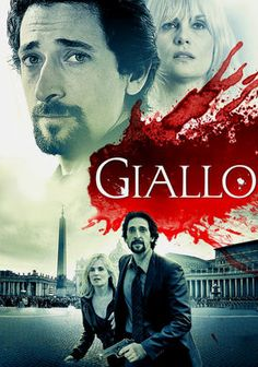 Giallo: Adrien Brody stars as Insp. Enzo Avolfi, who trails a sadistic serial killer in this thriller from Italian horror master Dario Argento. As the mutilated bodies of beautiful women litter Milan, Avolfi races to find the latest abductee.