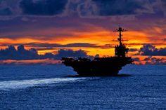 Aircraft Carrier US Navy us military us air force Gunblr